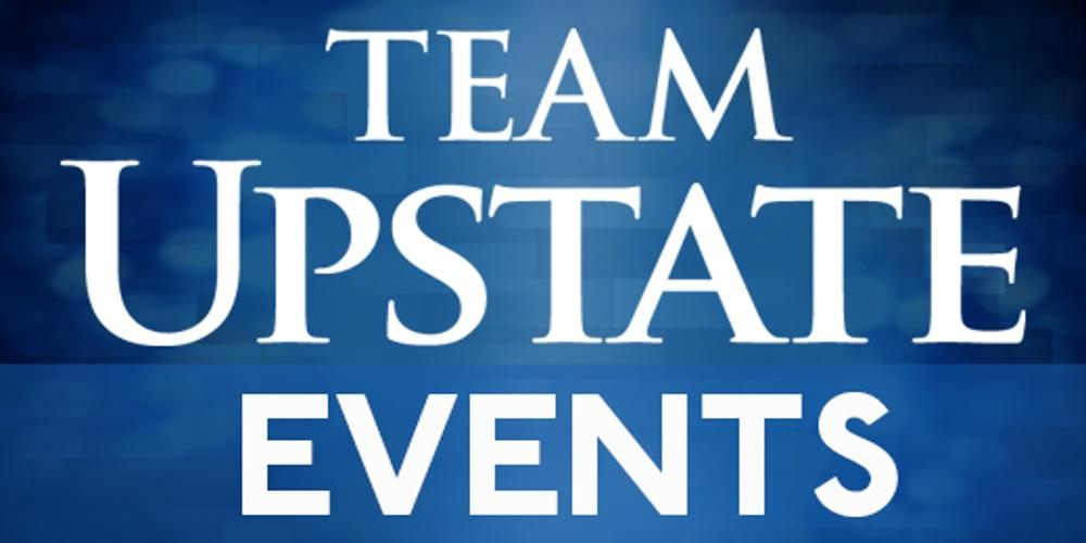 Team Upstate Events Calendar