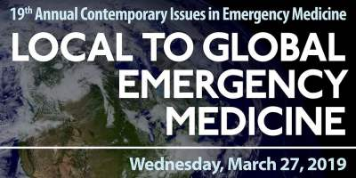 19th Annual Contemporary Issues in Emergency Medicine