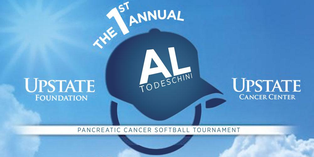 The 1st Annual Al Todeschini Pancreatic Cancer Softball Tournament