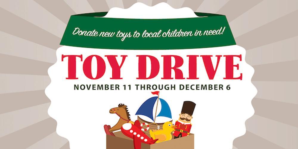 Toy Drive & Christmas Bureau