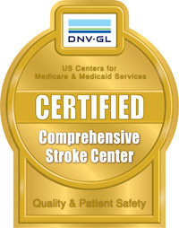 DNV-GL Certified Comprehensive Stroke Center