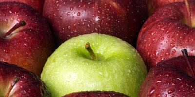 Apples are good for you!