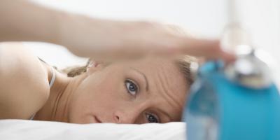Women have unique sleep problems