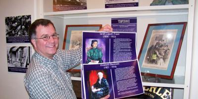 Three Pioneering Women Doctors Recognized in Public Exhibitions