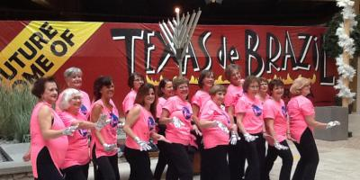 OASIS dance group stages 'flash mob' at Destiny USA