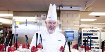 Cooking up comfort: Hospital kitchen dispenses fresh, local foods