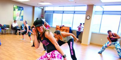 Zumba appeals to dancers, reluctant exercisers alike
