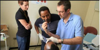 Outreach to Ethiopia: Upstate otolaryngologists help restore hearing after ear infections