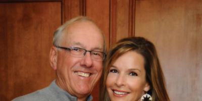 Boeheims receive Upstate's Distinguished Service award