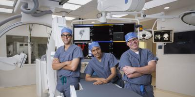 Meet Upstate's newest stroke experts