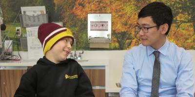Good sports: Medical student arranges hat donations for young cancer patients