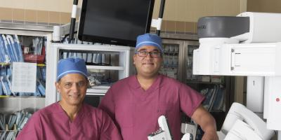Specialized surgeons treat cancers, plus other diseases of liver, gallbladder, pancreas