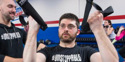 High-intensity fitness boot camp keeps surgeon in shape