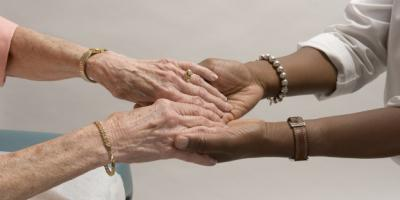 Can you feel the compassion of your caregiver?