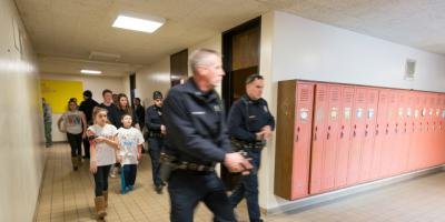 Run, hide, fight: What to do if you are caught in an 'active shooter' situation