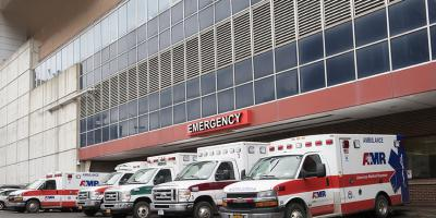 Why you must come to Upstate for trauma care