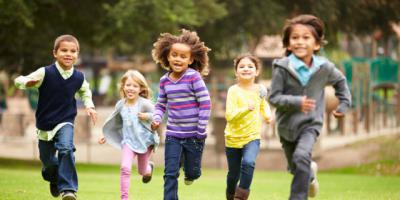 How much exercise do kids need?
