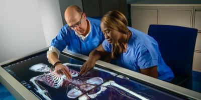 Anatomage Table offers virtual anatomies and much more