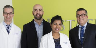 Team tackles complex skin cancers
