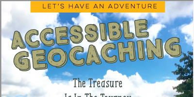 Geocaching booklet shows one way people with disabilities can enjoy nature