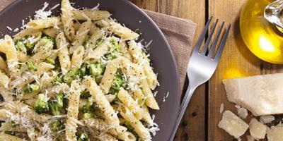 Recipe: Broccoli, Garlic and Lemon Penne