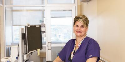 Catching cancer early: Routine mammogram spotted technician's breast cancer