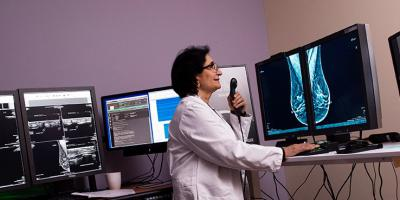 Up Close: Breast imaging