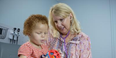 Medically fragile, mentally strong: Preschooler thrives, despite cardiac and neurological problems