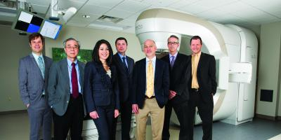 The cancer-fighting TrueBeam: A precise installation for the newest technology
