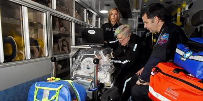 Emergency care takes time ... for many reasons