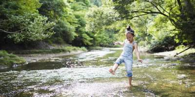 Summer camps for kids with cancer: A chance to let them savor nature