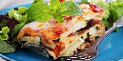 Recipe: Easy Summer Lasagna