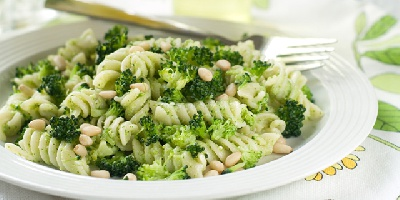 Recipe: Fusilli With Broccoli and Deconstructed Pesto