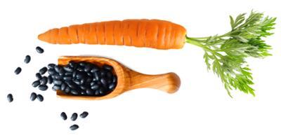 Low fat, high fiber (recipes included)