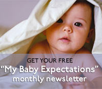 My Baby Expectations newsletter